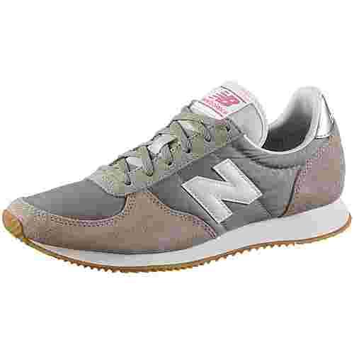 NEW BALANCE WL220 Sneaker Damen grey-white