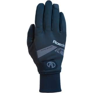 Roeckl GORE-TEX® Villach Fahrradhandschuhe schwarz