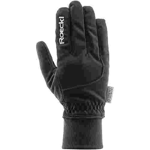 Roeckl Gore Windstopper Glove Fahrradhandschuhe schwarz