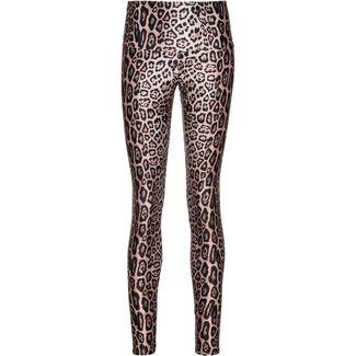 Onzie HIGH RISE Tights Damen leopard