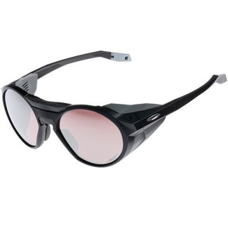 Oakley Clifden Sportbrille matte black with prizm snow black