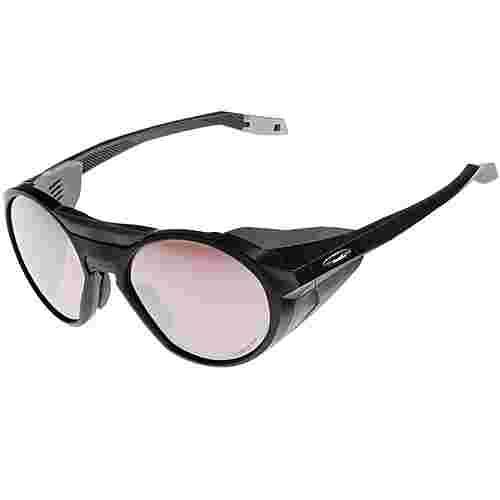 Oakley Clifden Sportbrille matte black with prizm snow black