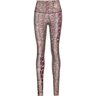 Onzie HIGH RISE GRAPHIC Tights Damen viper