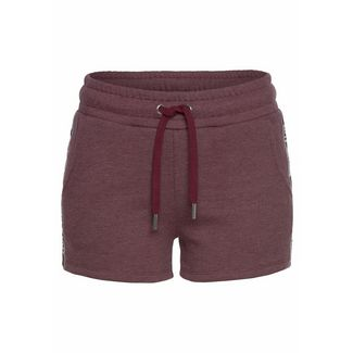 Buffalo Sweathose Damen bordeaux-meliert