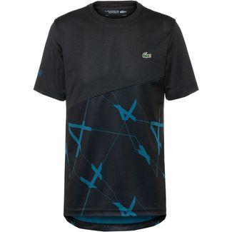 Lacoste Tennisshirt Herren noir-enluminureenluminur