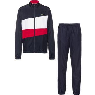 Lacoste Trainingsanzug Herren marine-blanc-rouge