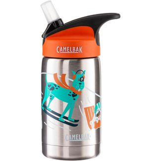 Camelbak Eddy Kids Vacuum Insulated Isolierflasche Kinder dog sledding