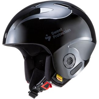Sweet Protection Volata Skihelm Gloss-Black