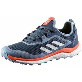 adidas Terrex Agravic Flow Trailrunning Schuhe Damen tech-ink