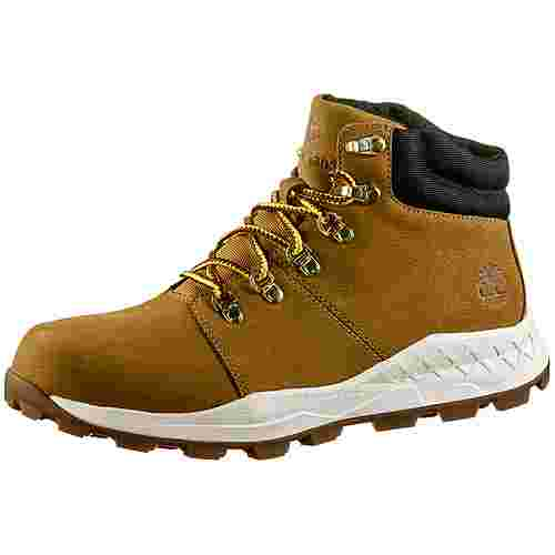 TIMBERLAND Brooklyn Boots Herren wheat nubuck