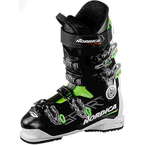 Nordica SPORTMACHINE 90 X Skischuhe Herren nero-bianco-verde