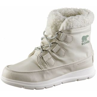 Sorel EXPLORER CARNIVAL Winterschuhe Damen fawn-sea salt