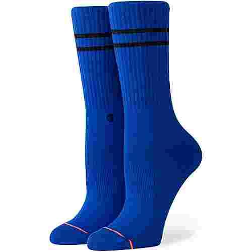 Stance Vitality Sneakersocken Damen cobaltblue