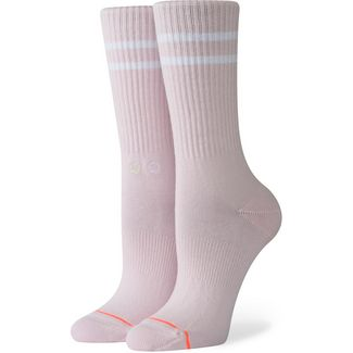 Stance Vitality Sneakersocken Damen lilaice