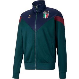 PUMA Italien 2020 Renaissance Pack Trainingsjacke Herren ponderosa pine-peacoat