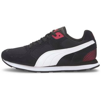 PUMA Vista Sneaker Damen puma black-puma white-bright rose