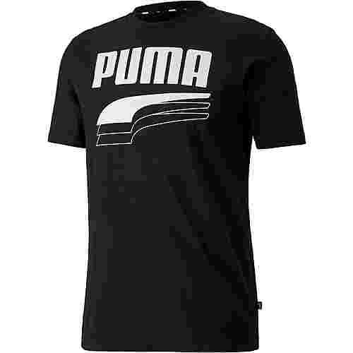 PUMA Rebel Bold T-Shirt Herren puma black-puma white