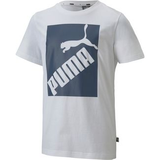 PUMA T-Shirt Kinder puma white