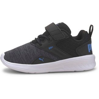 PUMA Comet V Inf Sneaker Kinder puma black-palace blue