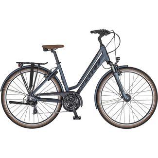 SCOTT Sub Comfort 20 Trekkingrad petrol blue-black-havana