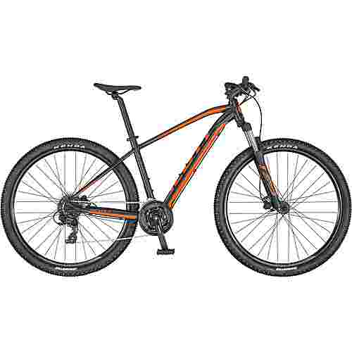 SCOTT Aspect 760 MTB Hardtail black-squad orange