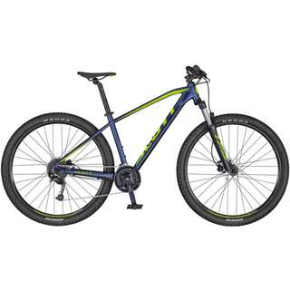 SCOTT Aspect 750 MTB Hardtail mystic blue-volt green