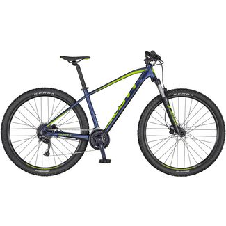 SCOTT Aspect 750 MTB Hardtail mystic blue-volt green