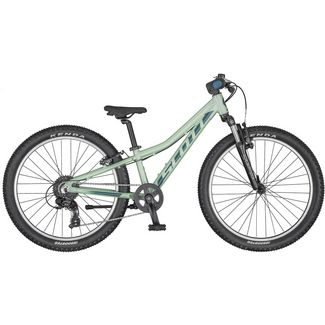 SCOTT Contessa 24 MTB Hardtail Kinder metalic mint-radiant blue