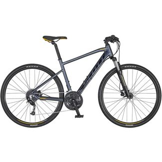 SCOTT SCO Bike Sub Cross 40 Men (KH) Trekkingrad dark grey-black-platin gold