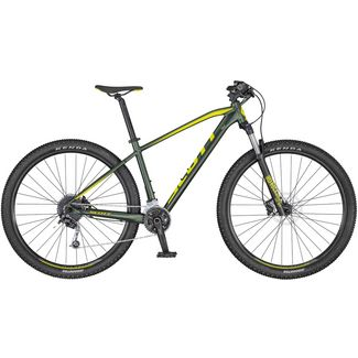 SCOTT Aspect 930 MTB Hardtail wakame green-radium yellow