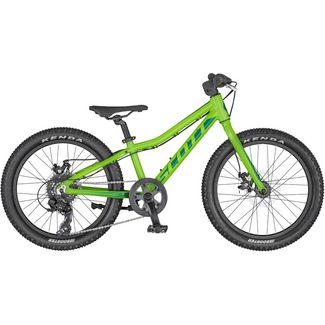 SCOTT Scale 20 MTB Hardtail Kinder rio green-dark green