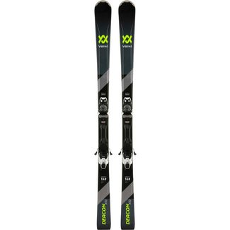 Völkl DEACON XTD + VMOTION 10 GW Race Carver Herren black