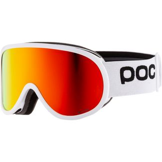 POC Retina Clarity Spectris Orange Snowboardbrille hydrogen white