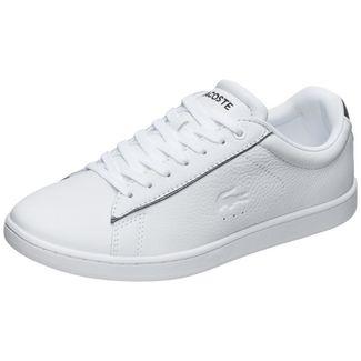 Lacoste Carnaby Evo 319 Sneaker Damen weiß / schwarz