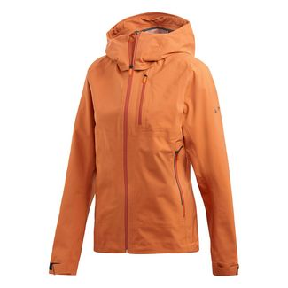 adidas Parley Three-Layer Jacke Funktionsjacke Damen Tech Copper