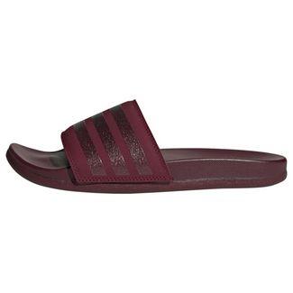 adidas Sandalen Damen Maroon / Maroon / Maroon