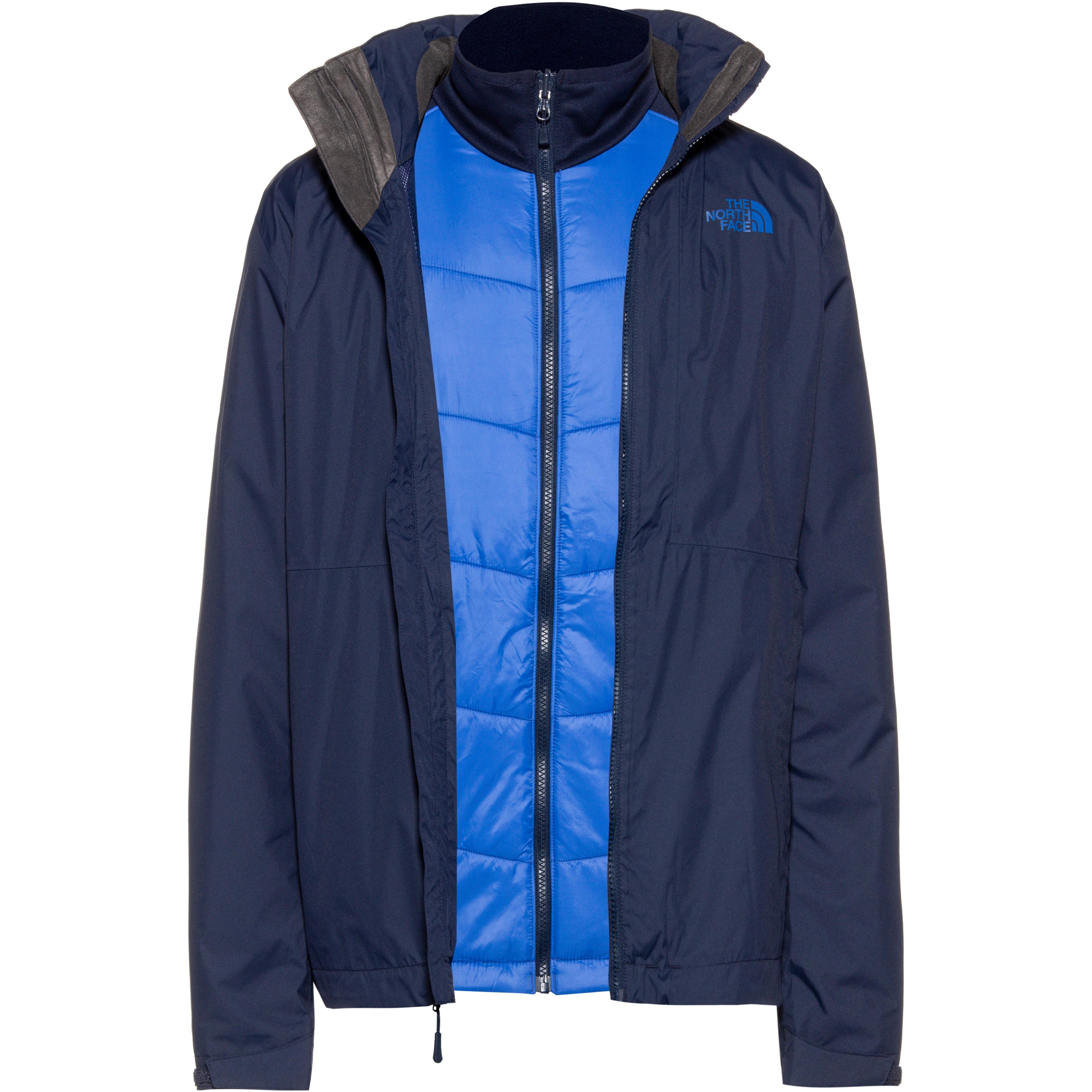 The North Face Arashi Triclimate Doppeljacke Herren blue