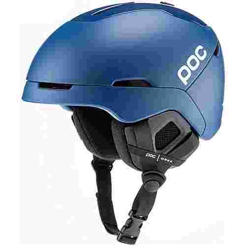POC Obex Spin Skihelm lead blue