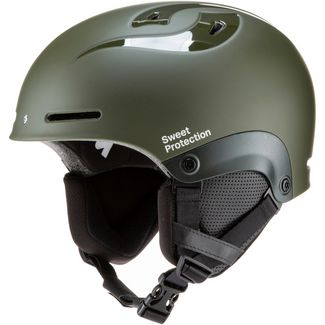 Sweet Protection Blaster 2 Skihelm olive drab