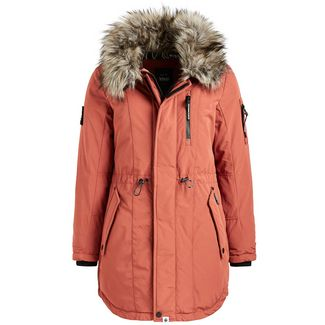 Khujo LIZIE Winterjacke Damen orange