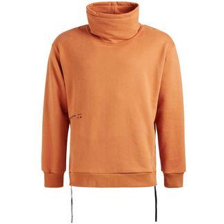 Khujo WARLOCK Sweatshirt Herren braun