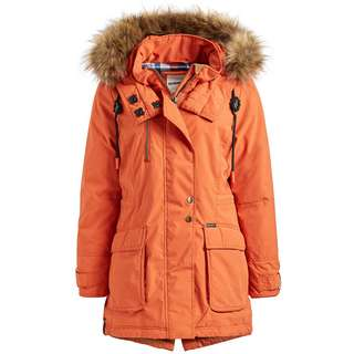 Khujo PONIA Winterjacke Damen orange