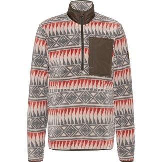 Element Windrift Fleeceshirt Herren ash grey