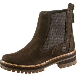 TIMBERLAND Courmayeur Boots Damen dark brown nubuck