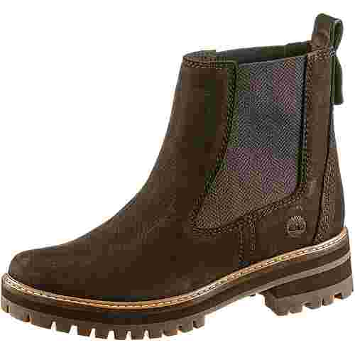 TIMBERLAND Courmayeur Boots Damen dark brown nubuck