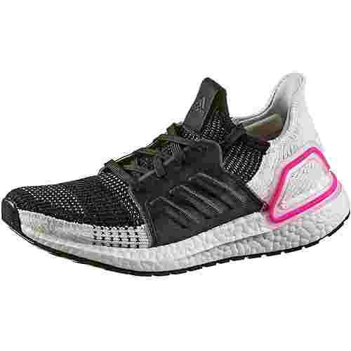 adidas UltraBoost 19 Laufschuhe Damen core black-ftwr white