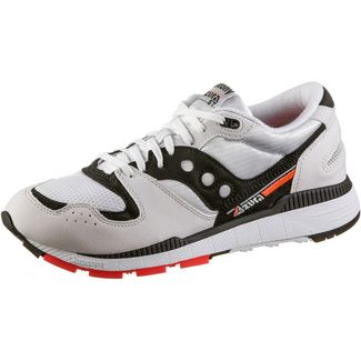 Saucony Azura Sneaker white-black-red