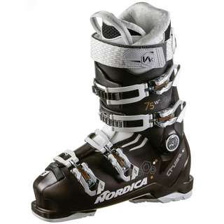 Nordica THE CRUISE 75 W Skischuhe Damen black-white-bronze