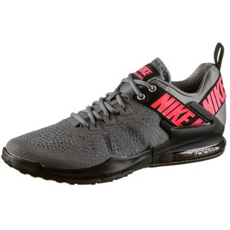 Nike Zoom Domination TR2 Multifunktionsschuhe Herren gunsmoke-flash crimson-black