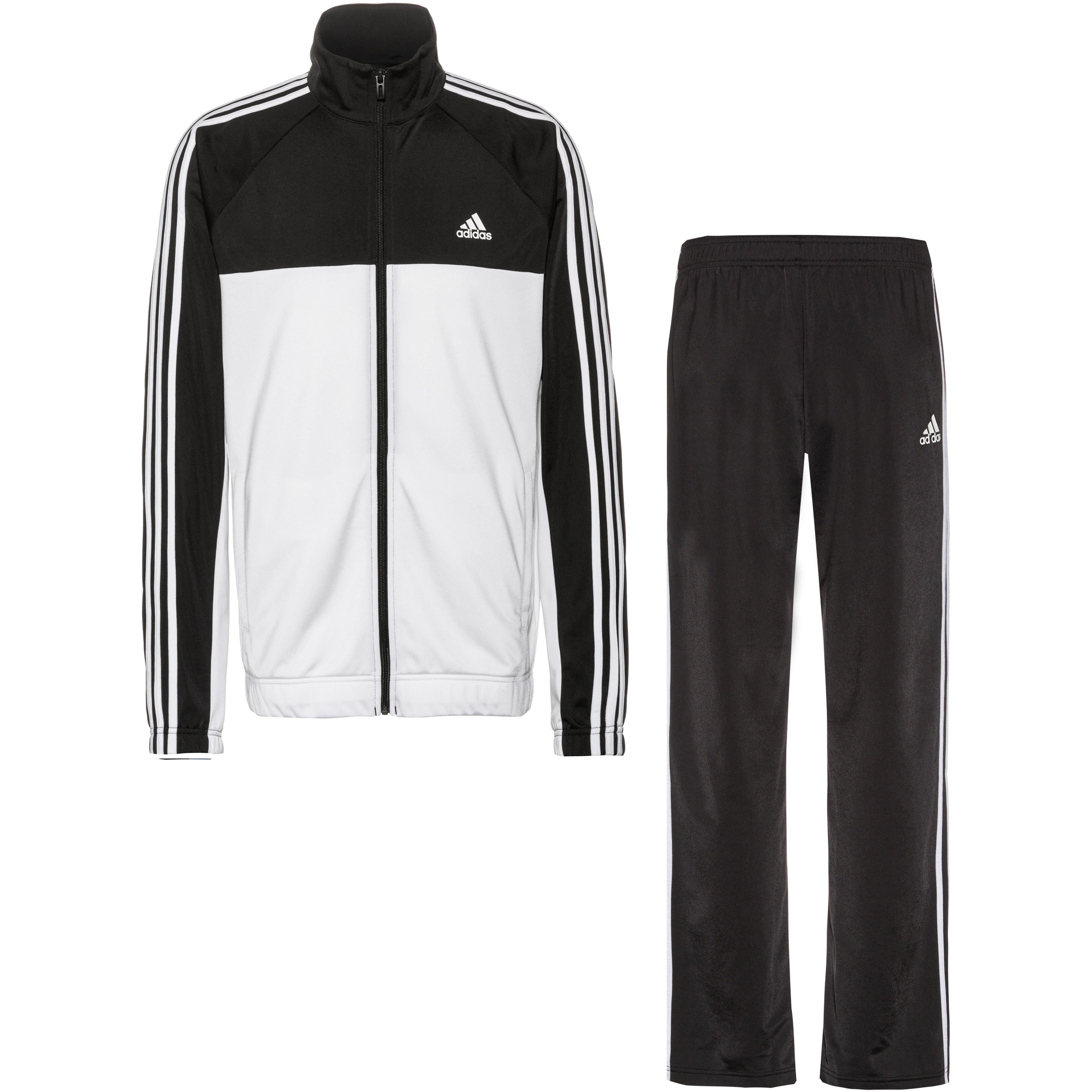 Adidas Trainingsanzug Herren black im Online Shop von